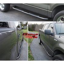 Estribos Ford F150 - 250color Negro Importadosa Envio Gratis