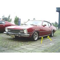 Moldura Estribo Maverick Nueva Ford Maveric Maverik