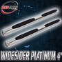 Estribos Widesider 4 Jeep Grand Cherokee 2010 - 2015 Inox