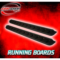 Estribos Running Boards Rb10 Toyota Tundra Crew 2007 - 2015
