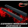 Estribos Widesider Platinum 2 Dodge Ram 2500 Quad 02 - 08