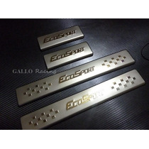 Estribos Metalicos Ford Ecosport
