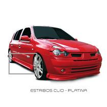 Estribos Mod. Ancho Clio 2002 A 2009 Er01