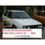 Juego Kit Moldura Delgada Jetta Golf A2 Mk2 2 O 4 Puertas