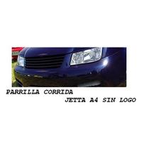 Parrilla Corrida Sin Logo Jetta A4 Nuevo Modelo Envio Gratis