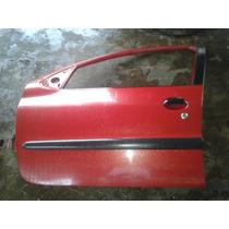 Puerta Peugeot 206 00-08 Del-izq
