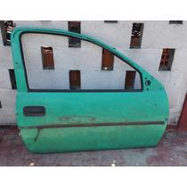 Puerta Delantera Derecha Chevy 2 Puertas Seminueva