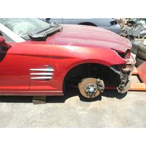 Guardafango Frontal Derecho Chrysler Crossfire 2004-06
