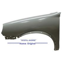 Salpicadera Chevy C2 2004 - 2008 Izquierda Original