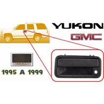 95-99 Yukon Manija Exterior Delantera Corrugada Izquierda