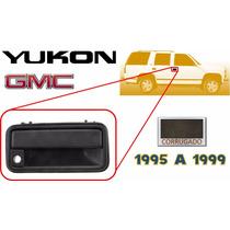 95-99 Yukon Manija Exterior Delantera Corrugada Derecha