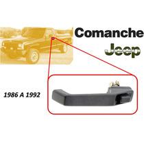 86-92 Jeep Comanche Manija Exterior Lado Izquierdo