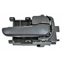 Manija Interior Nissan Sentra 2001-2002-2003-2004-2005 Negra