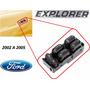 02-05 Ford Explorer Control Maestro Para Vidrios Electricos