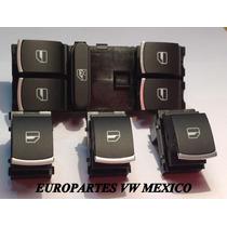 Kit Control Elevadores Bora Filo Cromado Original Botonera