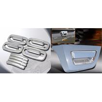 Juego Cubre Manijas Cromadas Chevrolet Avalanche 2002 - 2006