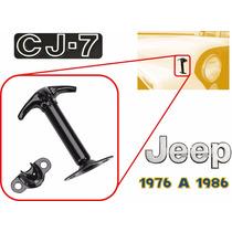 76-86 Jeep Cj7 Gancho De Seguro Para Cofre Lado Derecho