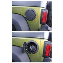 Tapa Cubierta De Gasolina Jeep Wrangler Sahara Mopar