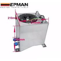 Tanque De Gasolina Universal En Aluminio, Competencia