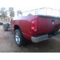 Dodge Ram 02 04 06 08 Tapa Batea Puerta Caja Calaveras Micas