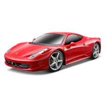 Tb Rc Carro Maisto 1:24 Scale Ferrari 458 Italia R/c
