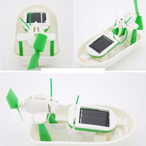 Armable Con Celda Solar 6 Modelos En Uno Juguete Educativo
