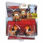 Disney Cars 2015 Nat Mclugnut & Michael Honksel Mattel 4/6