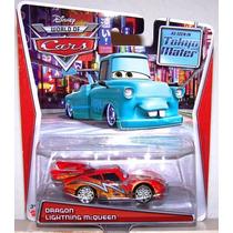 Cars Disney Dragon Mcqueen. Nuevo Empaque ! ! ! !