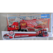 Cars Disney Mack. Trailer. Hauler.