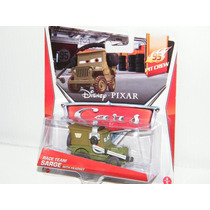 Cars Disney Sarge With Headset. Lo + Nuevo De Cars 2