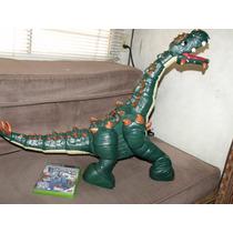 Juguete Ultra Dinosaurio Fisherprice Contol Remoto .