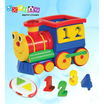Tren Expreso 123 Radio Control The Learning Journey
