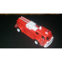 Camion Bombero Vintage