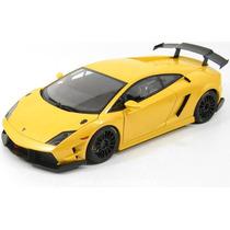 Lamborghini Gallardo Super Trofeo Autoart 1/18.