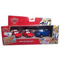 Cars Disney Tia & Mia Meseras & Hank Hallsum. Los + Nueo !!!