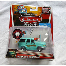 Cars Toon Tormentors Biggest Fan Monster Truck Mater