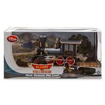 Cars Disney Planes Fire Rescue Muir Tren Deluxe. Lo + Nuevo.