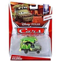 Cars Disney Wild Miles Axlerod. Deluxe. Lo + Nuevo !!!!!