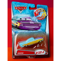 Cars Color Change 1:55 Scale Vehicle, Ramone Blue To Purple
