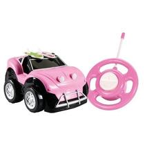Tb Rc Carro Kid Galaxy My First Rc Go Go Baja Buggy Pink