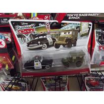 Dr.veneno Cars Disney Sheriff & Sarge 2 Pack