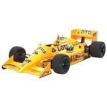Tb Coche Formula Uno Lotus 99t Formula One Car 1/20 Tamiya