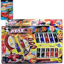 Tb Coche Formula Uno 1:22 Formula 1 Racer Deluxe Playset