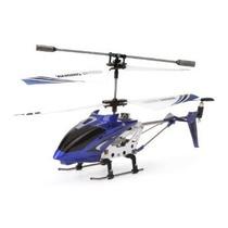 Syma S107g 3.5 Canales Rc Helicóptero Con Gyro Azul