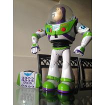 Buzz Lightyear Control Remoto Toy Story Coleccion Interactiv