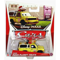 Cars Disney Todd Pizza Planet Truck. Nuevo Empaque.