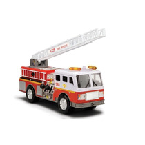 Tb Contruccion Tonka Toy Mighty Motorised Red Fire