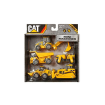 Tb Construccion Toy State Caterpillar Construction Mini