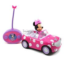 Carro De Mickey Mouse A Control Remoto Para Niñas