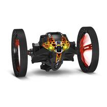 Juguete Mini Drone Jumping Parrot Con Camara Color Negro